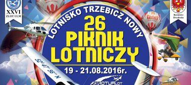 Piknik Lotniczy Trzebicz 2016